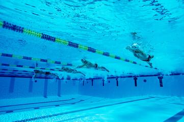 Obraz Swimming pool concepts - fototapety do salonu