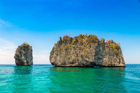 Koh Haa Islands, Thailand