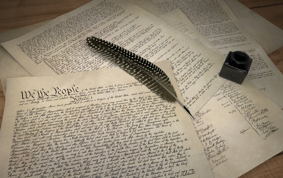 We The People, United States Constitution