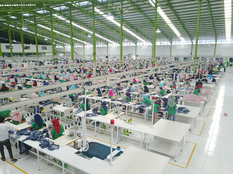Garment Factory 4, Southeast Asia