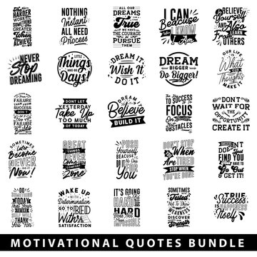 Motivational Quotes Bundle. Quotes about life, Life quotes