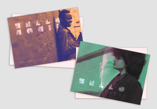 Photo Effect Postcards