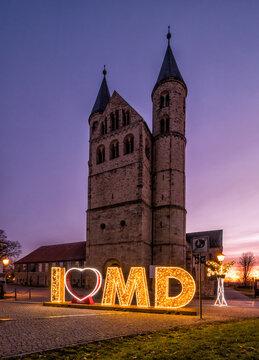 I love Magdeburg