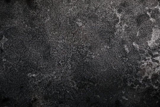 Dark rough metal texture background