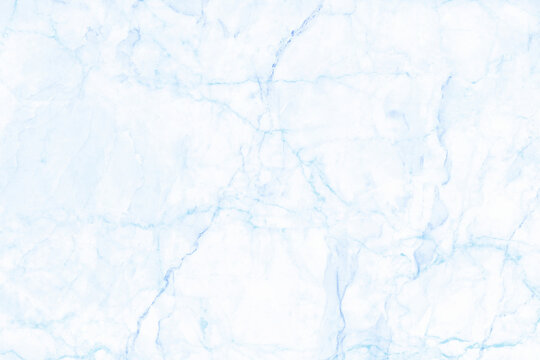 Light blue marble seamless texture with high resolution for background and design interior or exterior, counter top view.