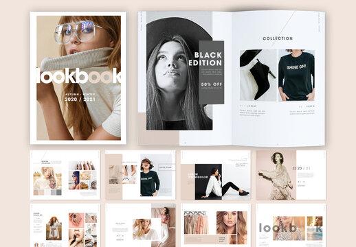 Minimal Style Lookbook