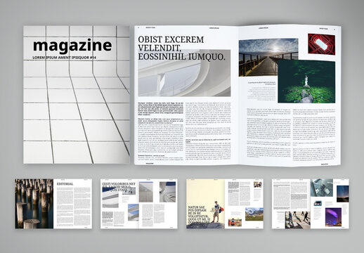 Multidisciplinary Journal Layout