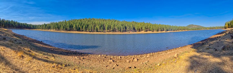 Dogtown Lake near Williams AZ