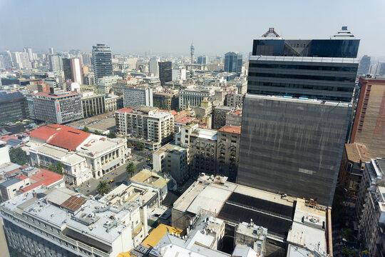 Santiago city Center, Chile