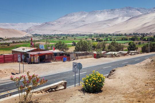 Poconchile, Chile - November 25, 2017