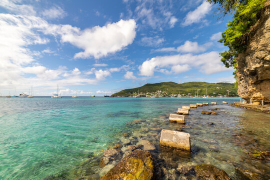 Saint Vincent and the Grenadines, Admiralty Bay, Bequia