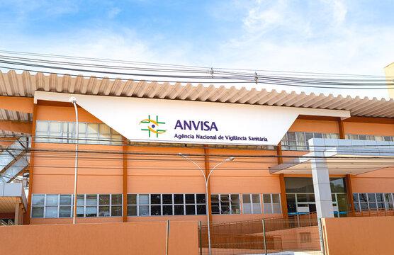 Sede da Anvisa ( Agência de vigilância Sanitária ) localizada na região administrativa do SIA em Brasília.
