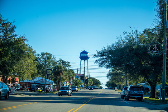 Street View of Southport NC