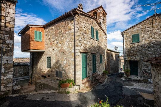 Libbiano, Pomarance - Pisa, Tuscany, Italy