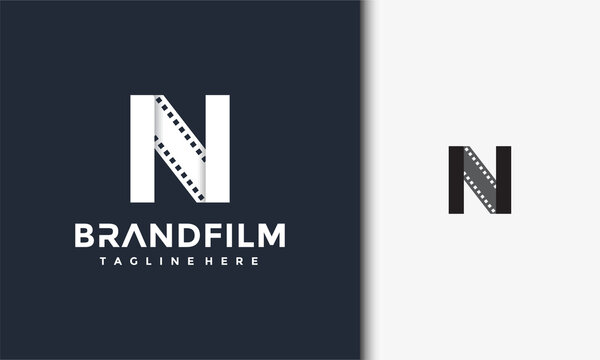 initial N movie film logo