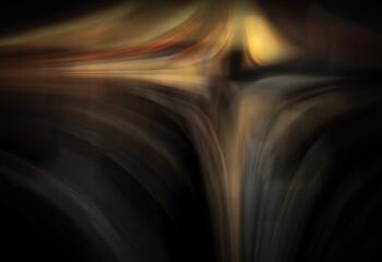 abstracta, marron, alumbrado, con textura, designio, color,  ilustración, fondo, concepto Wall mural