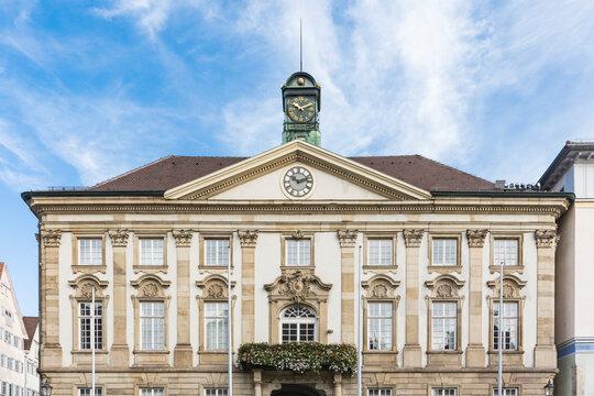 Town hall of Esslingen am Neckar, Germany