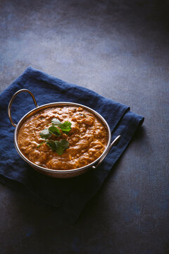Serving Bowl of Vegan West African Yam Stew