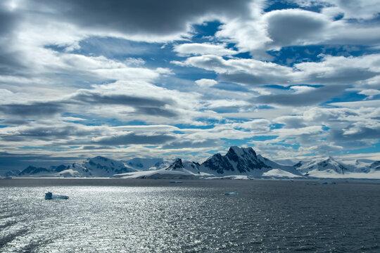 Dramatic Antarctica