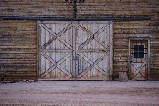 Large Sliding Barn Door