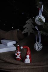 Skrzat świąteczny Boże narodzenie