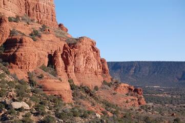 Arizona,Sedona,Góry,Podróż - fototapety na wymiar