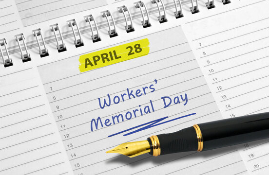 Note: Workers' Memorial Day