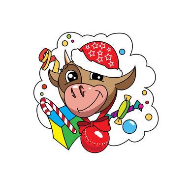 bull new year