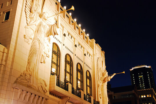 The Bass Performance Hall, Fort Worth,Texas