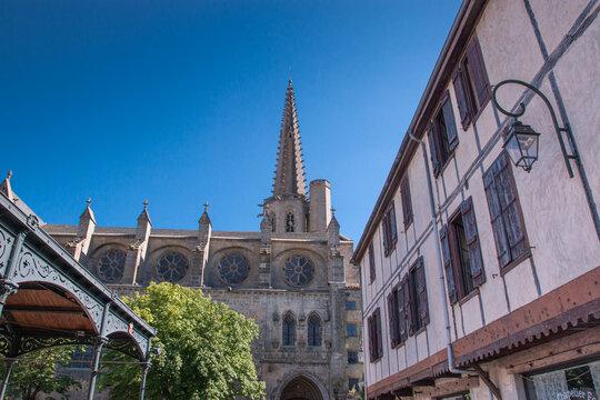 Mirepoix, Ariège