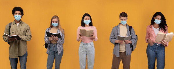 New normal, social distancing, test, education and covid-19 pandemic