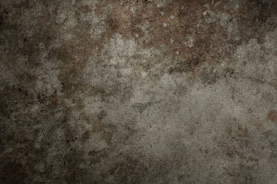 Bad condition concrete texture for background.