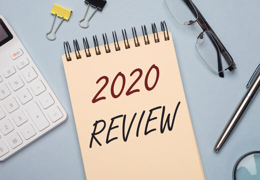 2020 review and recap on business and finance