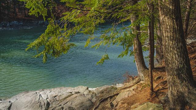 Presumpscot River - Falmouth, Maine
