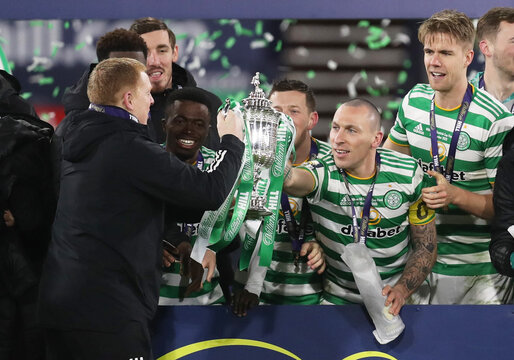 Scottish Cup - Celtic v Heart of Midlothian