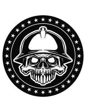 Hard Hat Skull
