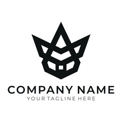 Fototapeta Logo Letter Combinations S, A and B.  Letter Logo Combinations obraz