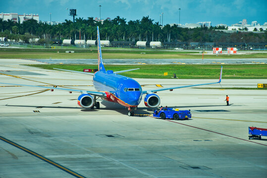 Southwest Airlines - Boeing 737