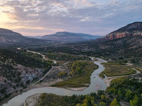 Rio Chama River Valley