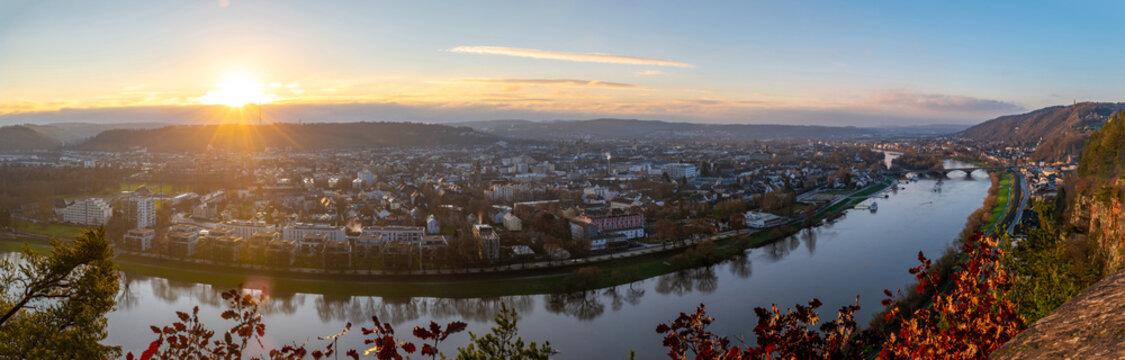 Stadtpanorama Trier