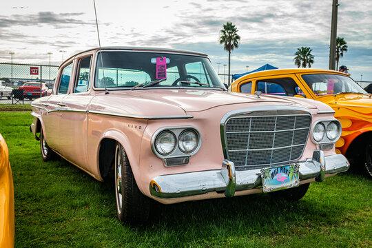 1962 Studebaker Lark 4 Door Sedan