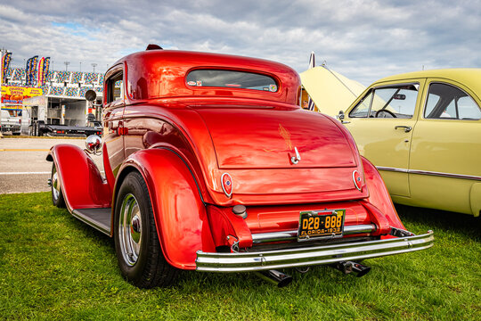 1932 Ford 3 Window Deuce Coupe