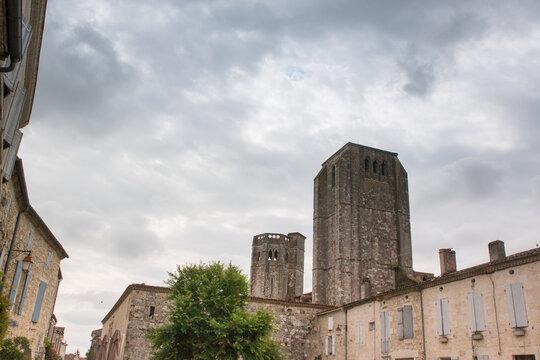 Fortifications à Larressingle, Gers