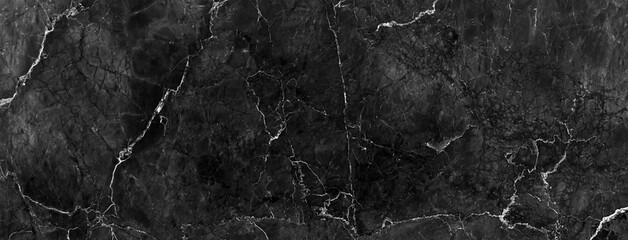 Black marble texture luxury background, abstract marble texture (natural patterns) for design. - 402250017