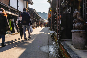 Obraz 201227さんまちZ091  - fototapety do salonu