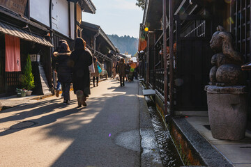 Obraz 201227さんまちZ092  - fototapety do salonu