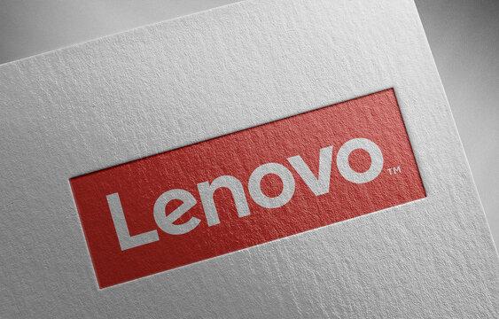 lenovo-2 on paper texture