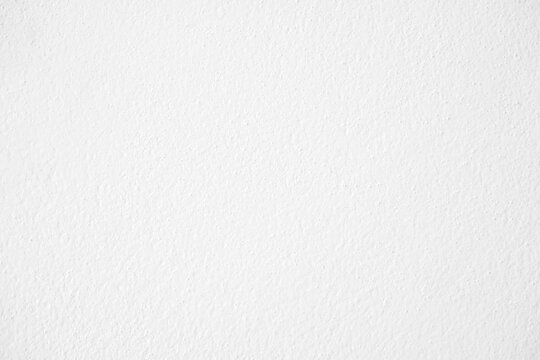 New white cement wall texture for background. Paper texture, white.