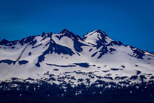 Diamond Peak in Oregon