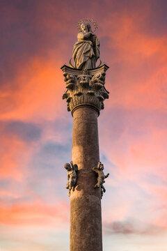 Innsbruck - Colonna di Sant'Anna